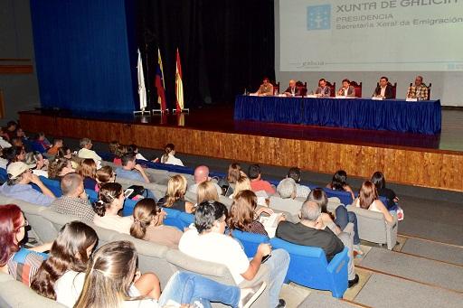 521 Miranda se reúne con jóvenes de Venezuela