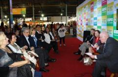 Conferencia en Expocolectividades