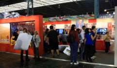 Stand España en Expo Colectividades