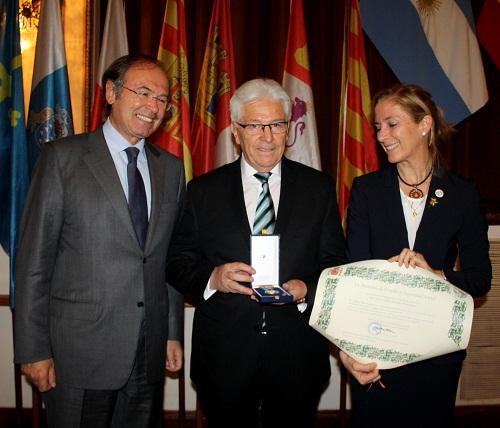 BLOG Medalla a JC Sánchez 1