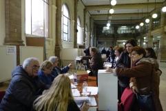 Votación Elecciones Centro Gallego 2