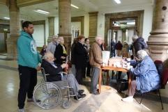 Votación Elecciones Centro Gallego 5