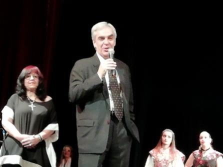 BLOG Embajador en la Velada x 12 de Octubre Teatro Avenida