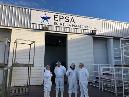 Blog Feijóo en Argentina visita EPSA
