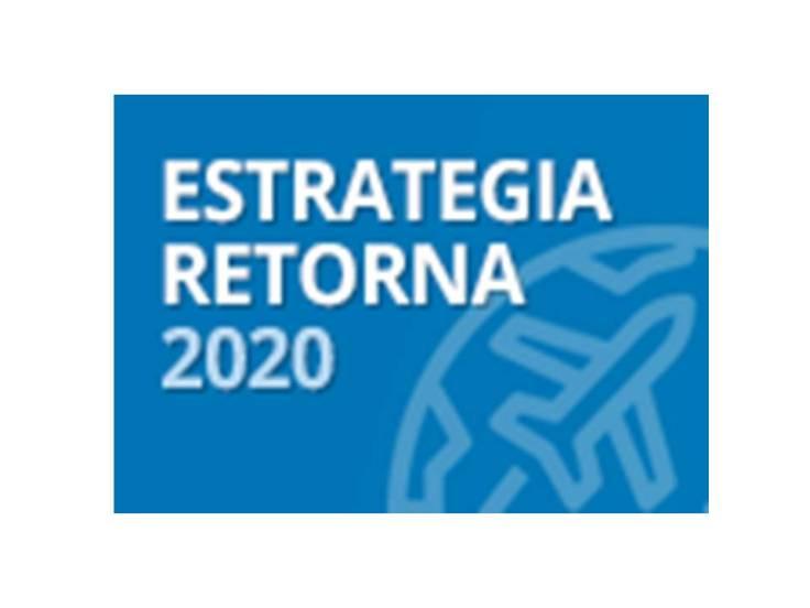Foto Estrategia Retorna 2020'